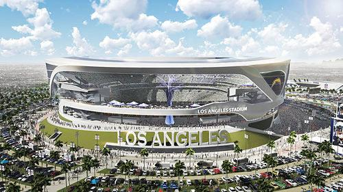 Toxic Shock: Carson to Finish Cleaning Up Toxic Old Landfill Site So They Can Put an NFL Stadium On It