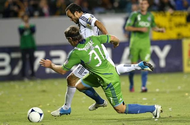 LA Galaxy trying to shake off knocks ahead of Seattle second leg
