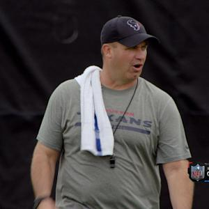 Bill O'Brien mic'd up at Houston Texans' training camp