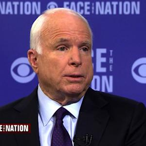 "McCain: ""There is no strategy"" to fight ISIS"