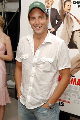 Premiere: Will Arnett at the New York premiere of New Line Cinema's Wedding Crashers - 7/13/2005