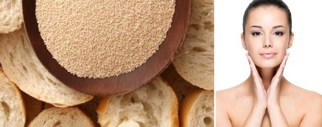 Want great skin? Break out the yeast