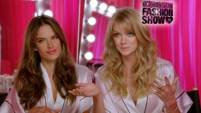 The 2013 Victoria's Secret Fashion Show - Social Media Rock Stars