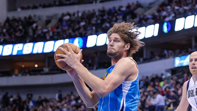 NBA: New Orleans Hornets at Dallas Mavericks