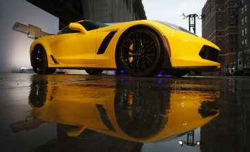 Related gallery: Chevy Corvette Z06 (Photo: REUTERS/Carlo Allegri)