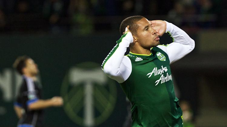 MLS: Preseason-Portland Timbers vs San Jose Earthquakes