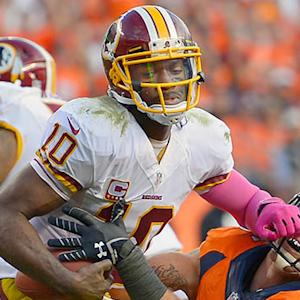 RG3 to strike against San Diego
