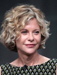 "US actress Meg Ryan, seen here in July, had a well-publicised affair with her ""Proof of Life"" co-star Russell Crowe"