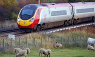 Branson Bitter As Rail Rival Scoops Contract