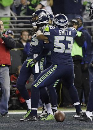 Seattle's Sherman fined $7,875 for taunting