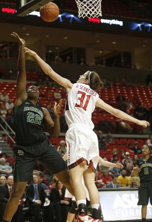 No. 7 Baylor beats Texas Tech 75-58
