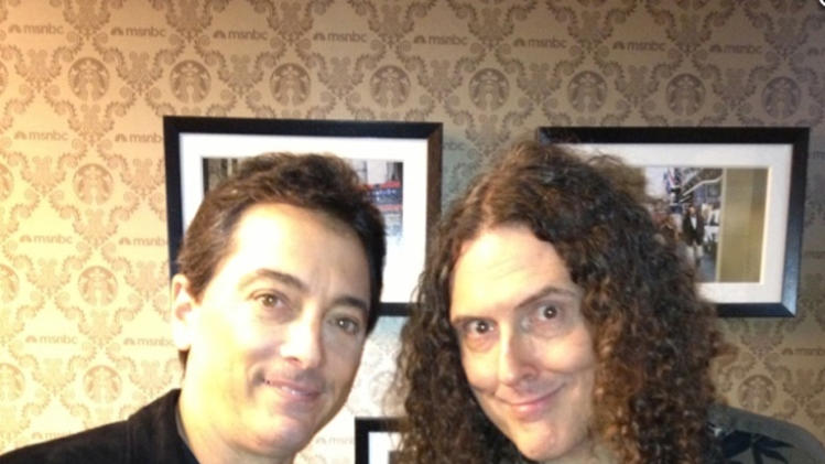 Scott Baio, Weird Al Yankivic