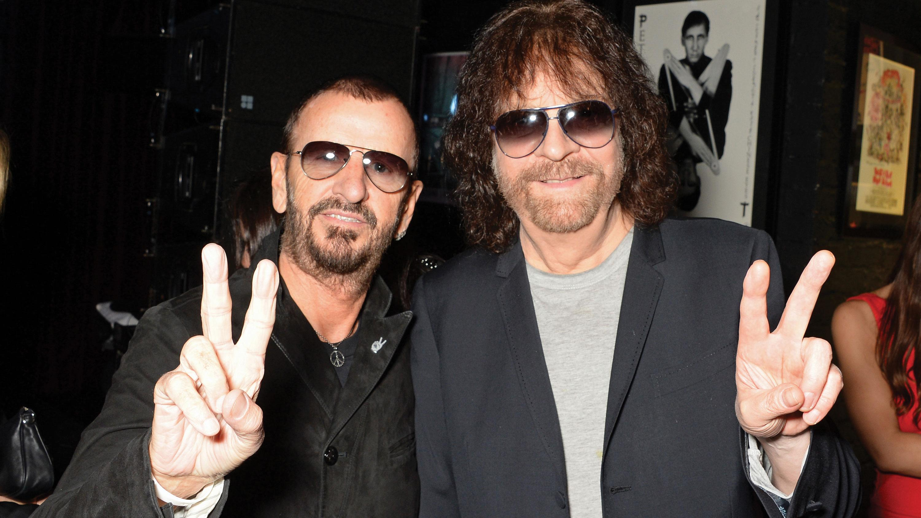 Jeff Lynne's Productions With the Beatles Rank With His Best Work