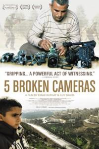 Palestinian Doc '5 Broken Cameras' Takes Top Cinema Eye Prize