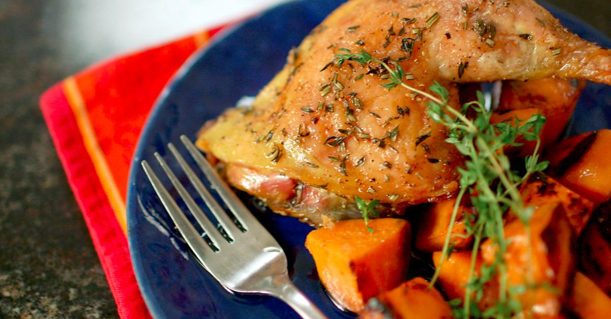 Healthy Chicken To Lower Diabetes Risk (Video)