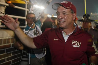 After SEC bias freakout, FSU points out ESPN didn't share the AP Top 25 the same as last week