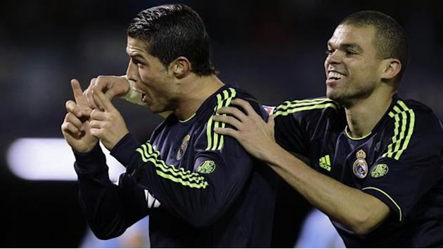 Liga - Pepe: Only Ronaldo deserves Ballon d'Or