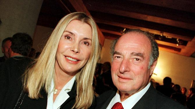 Pardoned financier Marc Rich dies in Switzerland