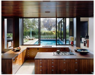 Kitchen design by Marmol Radziner
