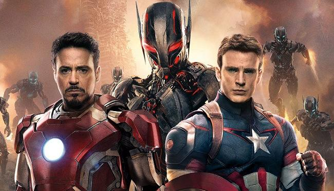 Watch the 'Avengers: Age of Ultron' blooper reel ahead of the Blu-ray release