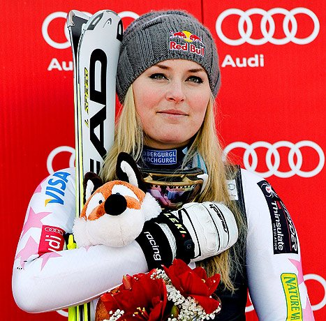 Lindsey Vonn Sustains Knee …