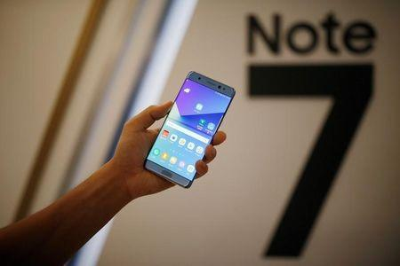 Samsung Electronics delays South Korea re-start of Note 7 sales by three days