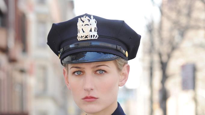 "Leelee Sobieski stars as Officer Jennifer ""White House"" Perry in ""NYC 22."""