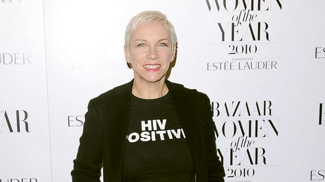 Annie Lennox Marries for a Third Time