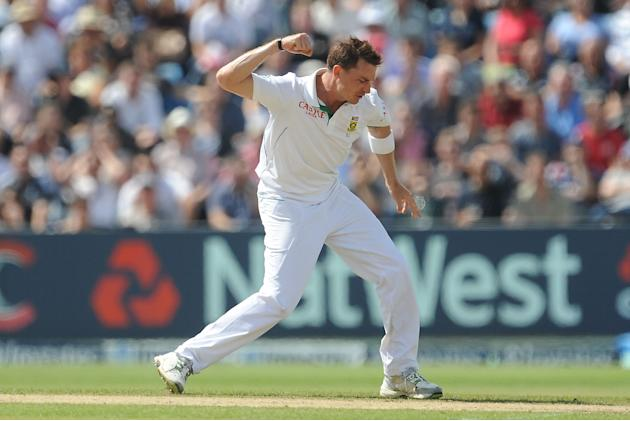 Dale Steyn is ready to spearhead South Africa's attack and perform against Australia