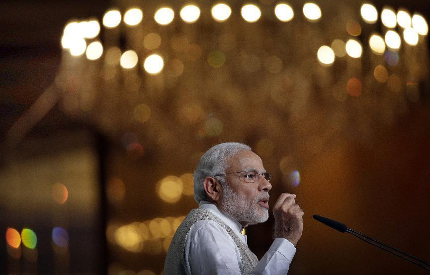 Photos: Modi in Singapore