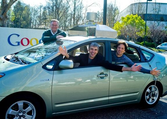 Self-Driving Cars Get Green Light in California