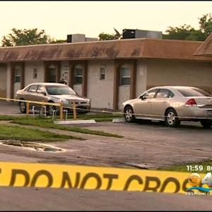 Police Hunting For Lauderhill Shooter