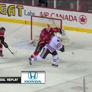 Patrick Kane wins it late on the backhand