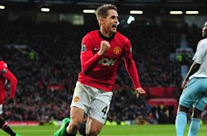 Moyes explains Januzaj's recent lack of minutes