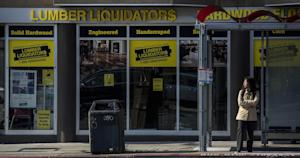 Lumber Liquidators to halt Chinese laminate sales
