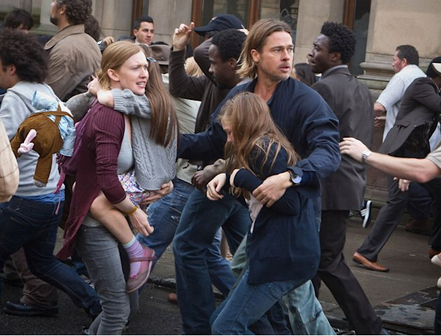 World War Z Stills