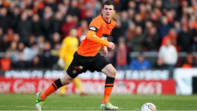 Scottish Premiership - Duo suspended for Dundee United