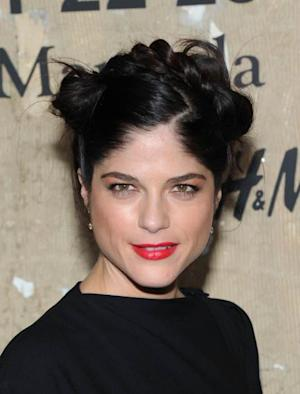 Selma Blair attends the Maison Martin Margiela with H&M global launch event at 5 Beekman on October 23, 2012 in New York City -- Getty Images