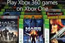 These Xbox 360 Games Will Work on Xbox One Via Backward Compatibility