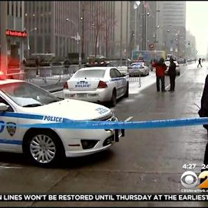 Police: Ex-Fox Producer Kills Himself Outside News Corp. Building