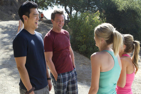'Go On' episode 'Do You Believe in Ghosts...Yes!' recap: Past the expiration date