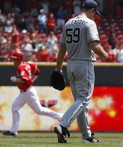 Surging Reds ride early outburst to win