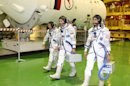 Veteran Space Station Crew to Launch Into Orbit Tonight