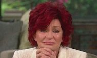 Sharon Osbourne Weeps Over Son's MS Diagnosis