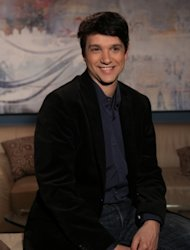 Ralph Macchio stops by Access Hollywood Live on March 1, 2011 -- Access Hollywood