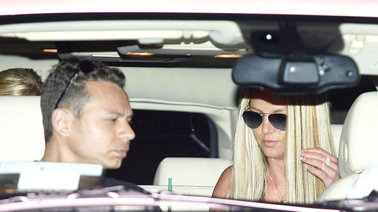 Spears Britney Hair Salon
