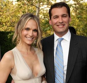 Molly Sims and Scott Stuber attend the 10th Annual Chrysalis Butterfly Ball in Los Angeles, Calif. on June 11, 2011  -- WireImage