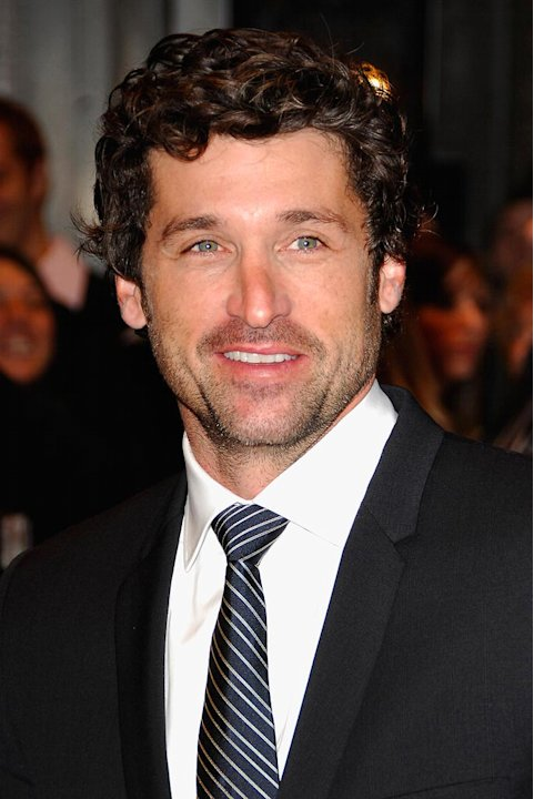 "Patrick Dempsey  arrives at the ""Enchanted"" premiere in London. - October 20, 2007"