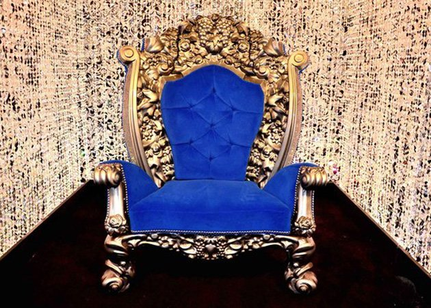 Big Brother 2012, diary room chair