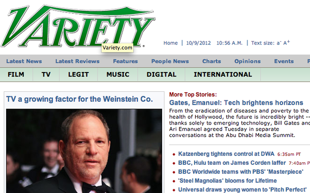 Variety Now Belongs to Jay Penske, Owner of Deadline.com